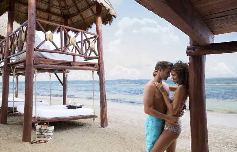 Azul Beach & Hotel Resort Gourmet All Inclusive - Beach - 23
