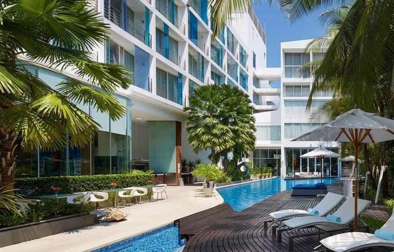 Dusit D2 Baraquda Pattaya - Hotel - 35