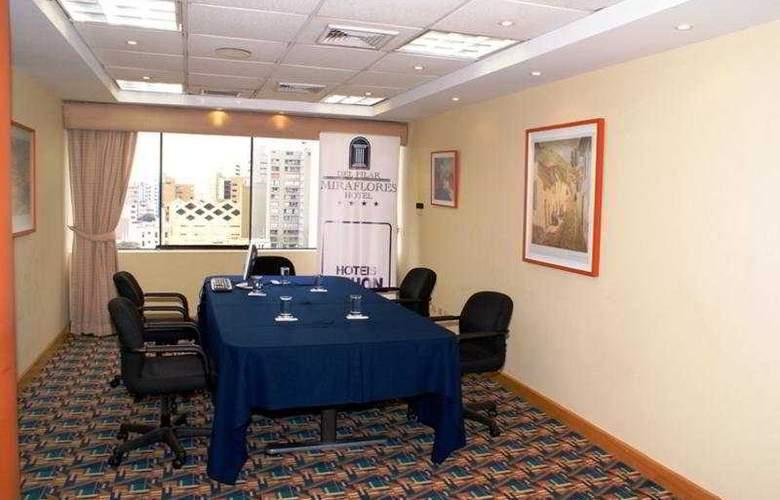 Del Pilar Miraflores Hotel - Conference - 3