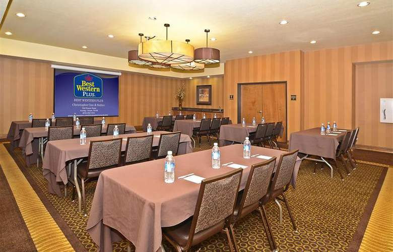 Best Western Plus Christopher Inn & Suites - Room - 172