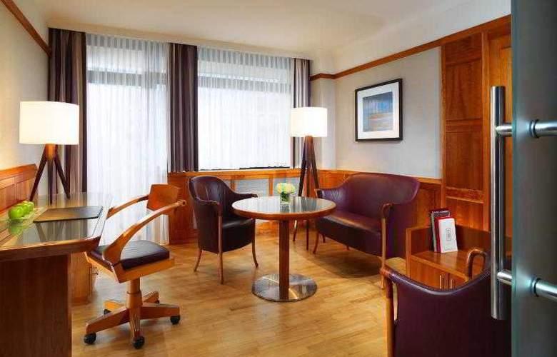 Sheraton Congress Hotel Frankfurt - Room - 32