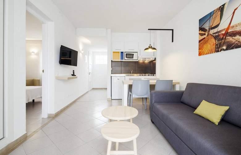 Ilunion Menorca - Room - 12