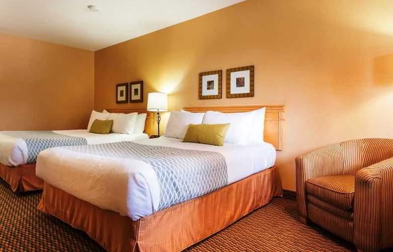 Accent Inn Kamloops - Room - 24