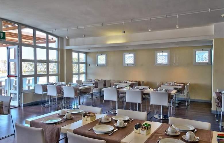 Roma Tor Vergata - Restaurant - 3