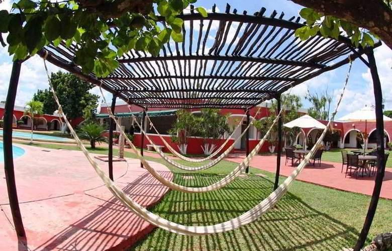 Hotel Hacienda Inn Aeropuerto - Sport - 28