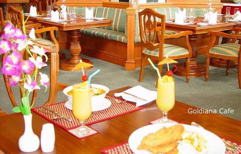 Orchid Garden Hotel, Brunei - Restaurant - 4