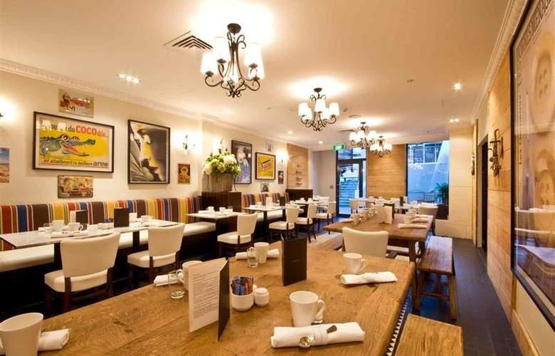 Sofitel Queenstown Hotel & Spa - Restaurant - 101