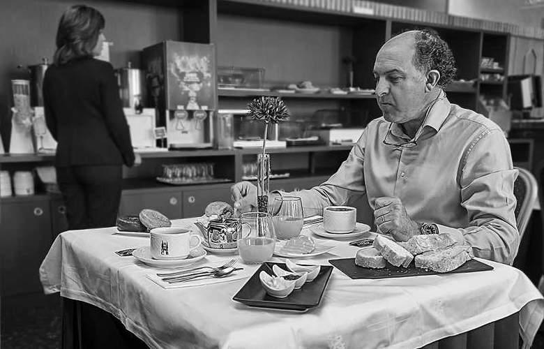 Sercotel Ciudad de Burgos - Restaurant - 65