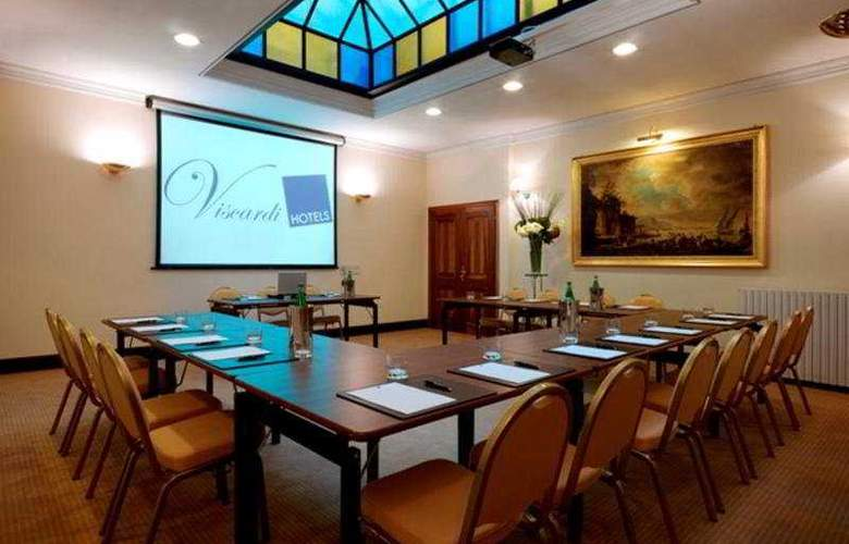 Best Western Premier Hotel Cristoforo Colombo - Conference - 4