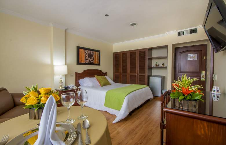 Andes Plaza - Room - 5