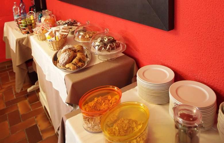 Art Hotel Mirano - Restaurant - 12