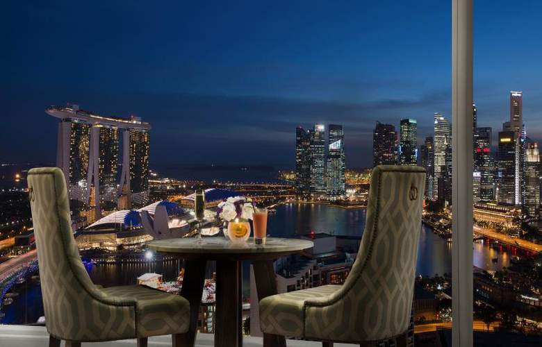 The Pan Pacific Singapore - Bar - 24
