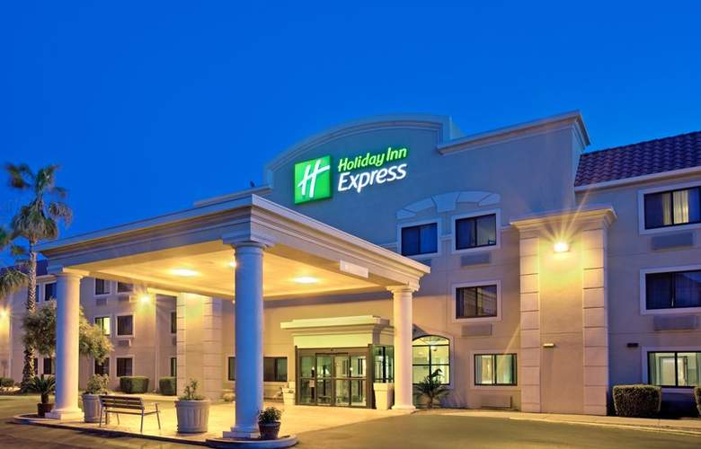 Holiday Inn Express Tucson-Airport - Hotel - 7