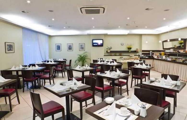 Ivbergs Hotel Berlin Messe - Restaurant - 4