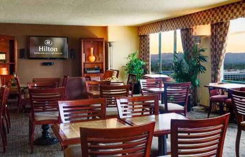 Hilton Woodland Hills-Los Angeles - Restaurant - 18