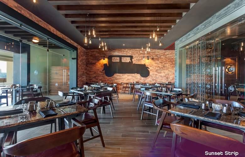 Planet Hollywood Beach Resort Cancun - Restaurant - 7
