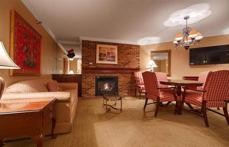 Best Western Plus White Bear Country Inn - Room - 83