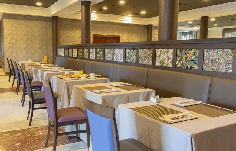 Castilla Termal Balneario de Solares - Restaurant - 6
