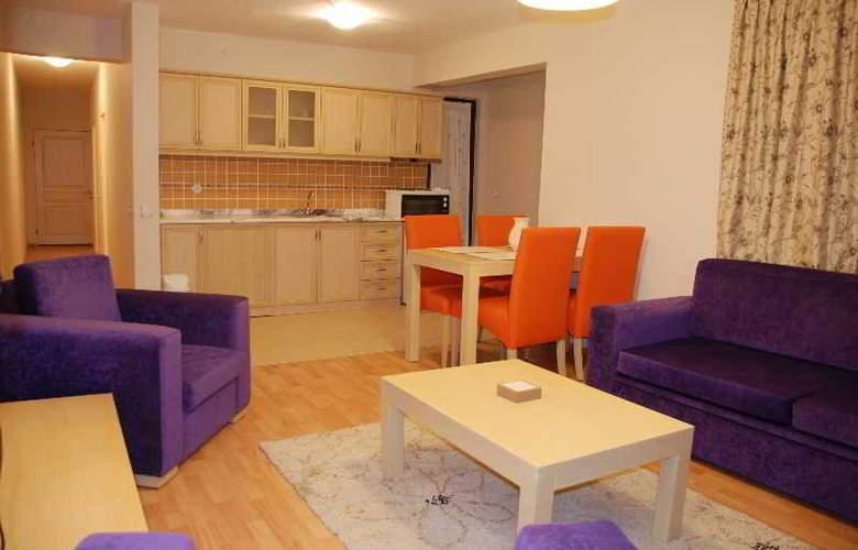 Tuntas Apartment Altinkum - Room - 11
