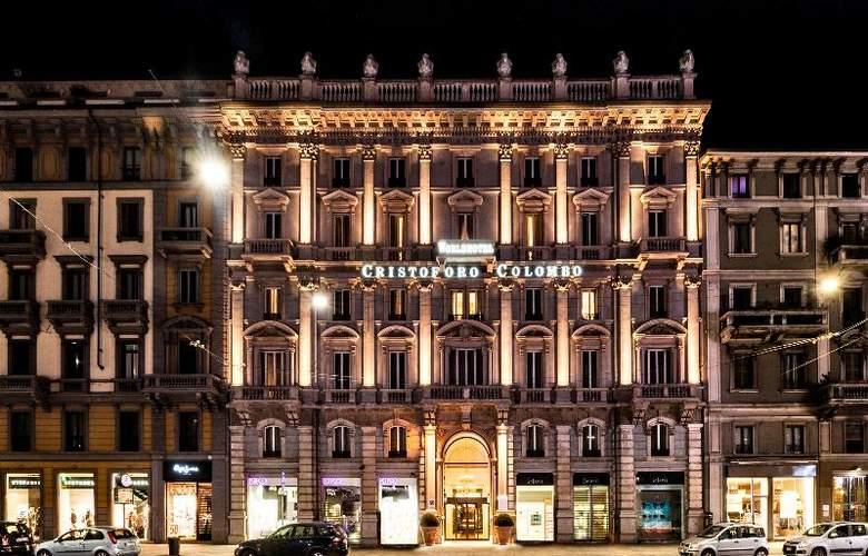 Best Western Premier Hotel Cristoforo Colombo - Hotel - 9