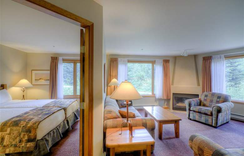 Nancy Greene's Cahilty Lodge - Room - 4