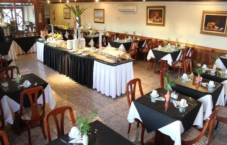 Harbor Hotel Batel - Restaurant - 28