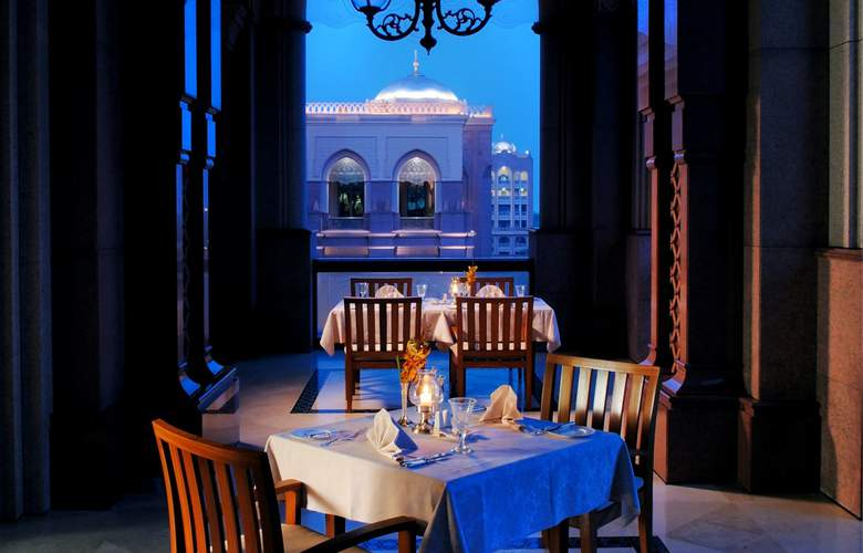 Emirates Palace - Restaurant - 5