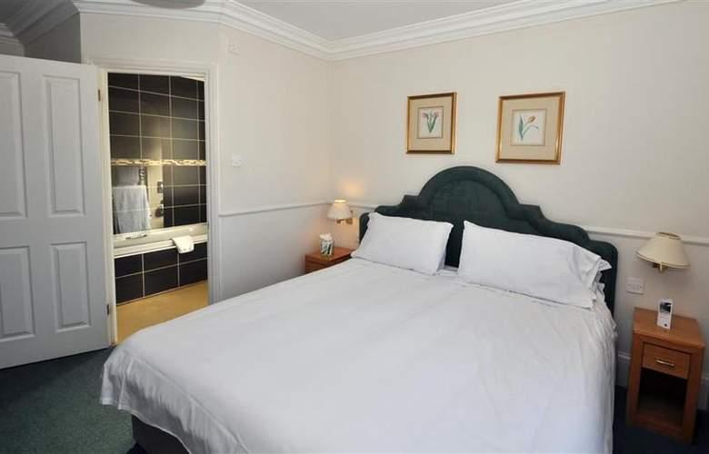 Best Western Montague Hotel - Room - 90