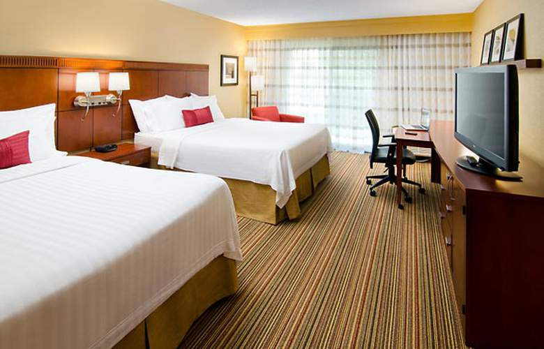 Courtyard Irvine John Wayne Airport/Orange County - Room - 21