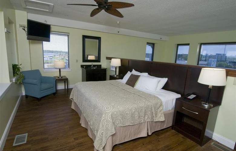 Best Western Plus Coastline Inn - Room - 37