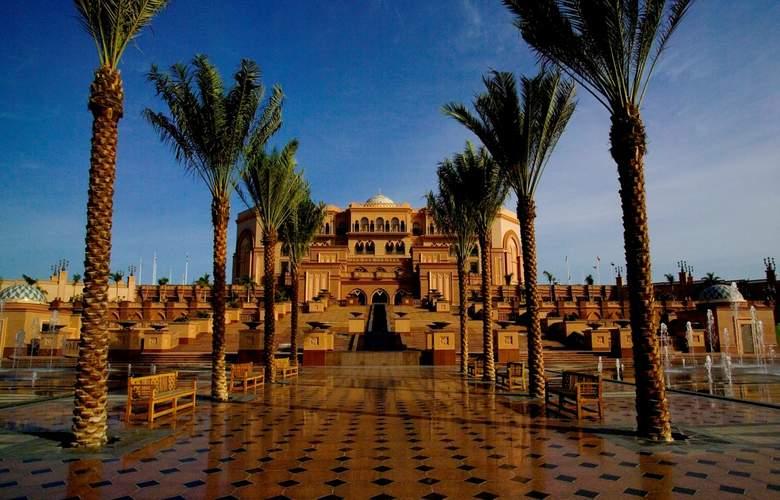Emirates Palace - Hotel - 0