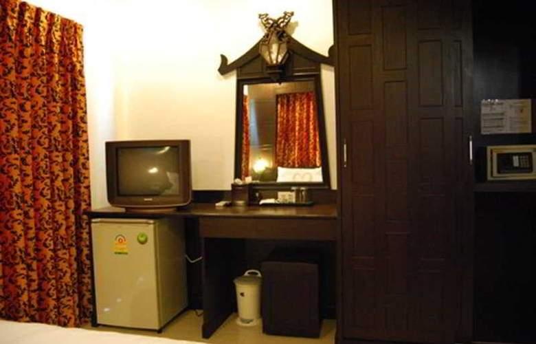 Hallo Patong Dormtel & Restaurant - Room - 2