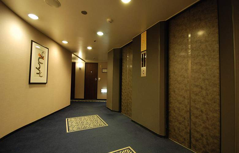 Coms Ginza - Hotel - 4