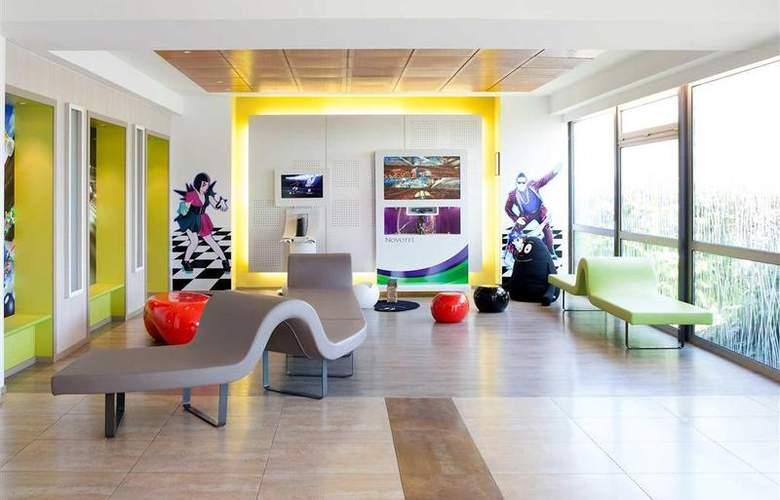 Novotel Reims Tinqueux - Hotel - 36