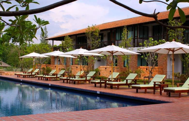 Sukhothai Heritage Resort - Pool - 12