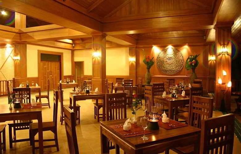 Andamanee Boutique Resort Krabi - Restaurant - 12