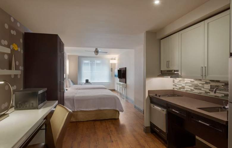 Homewood Suites Midtown Manhattan - Room - 12