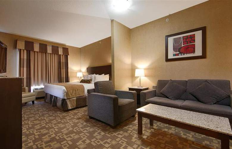 Best Western South Edmonton Inn & Suites - Room - 125
