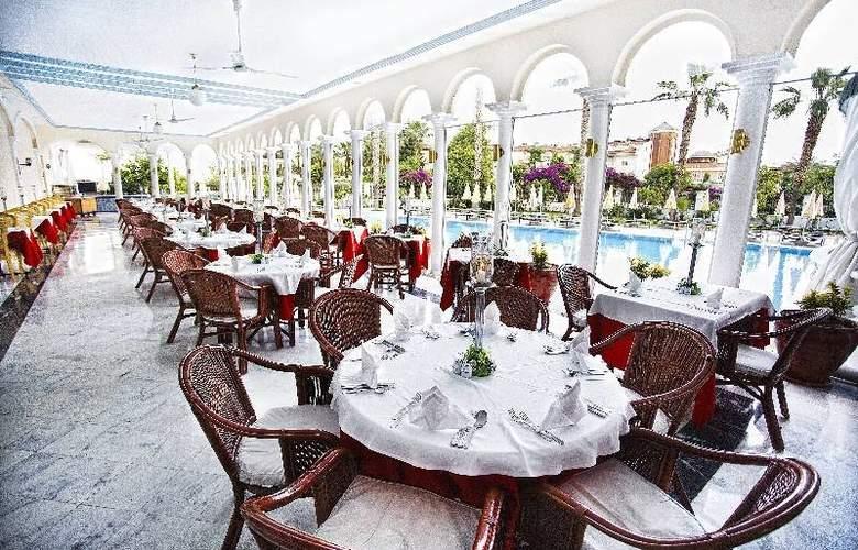 Pasha's Princess Hotel - Restaurant - 7