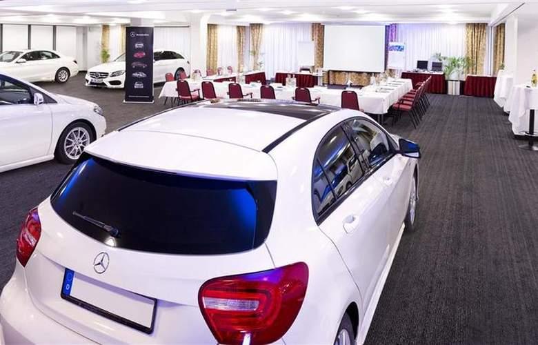 Best Western Premier Airporthotel Fontane Berlin - Conference - 52