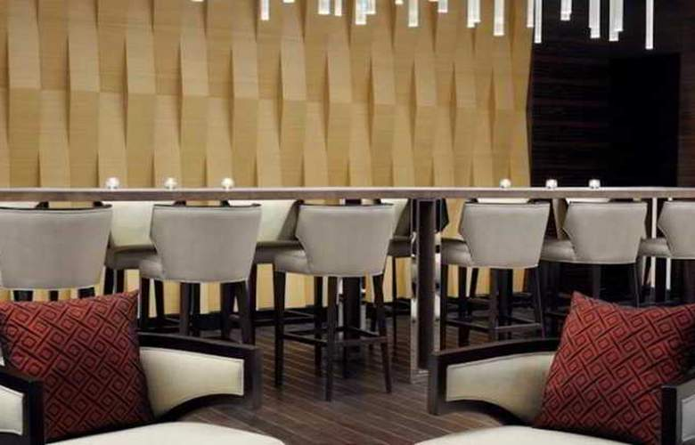 Marriott Executive Apartments Dubai Al Jaddaf - Restaurant - 11