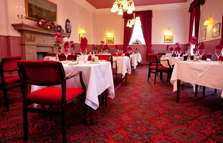 Tankerville Arms Hotel - Restaurant - 3