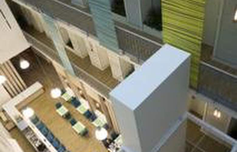 Atrium Fashion Hotel - Restaurant - 8