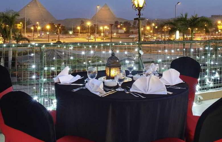 Mercure Cairo Le Sphinx - Restaurant - 21