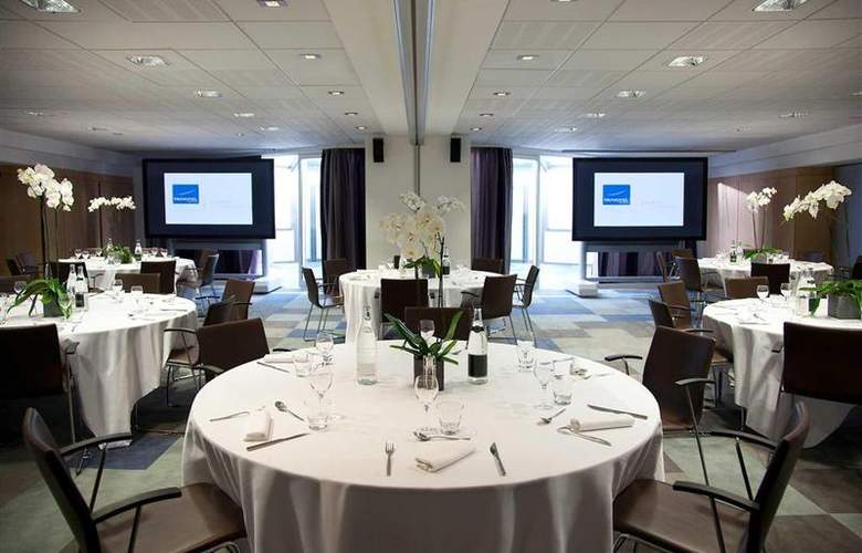 Novotel Paris Les Halles - Conference - 11