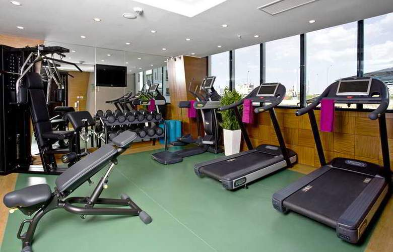 Holiday Inn Gaziantep - Sehitkamil - Sport - 9