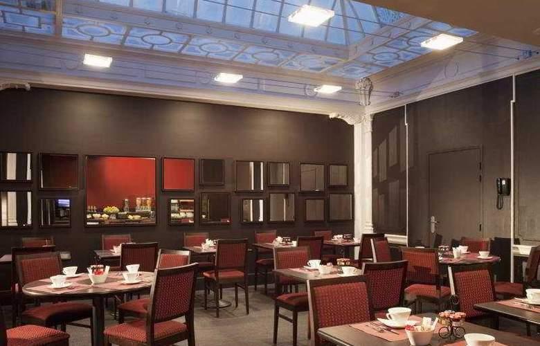 Escale Oceania Vieux Port - Restaurant - 5