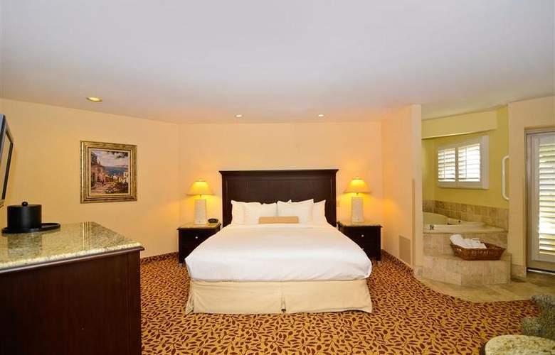 Best Western Plus Laguna Brisas Spa Hotel - Room - 41