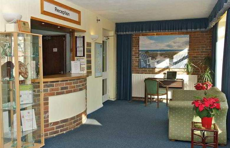 Best Western Beachcroft Hotel - Hotel - 4