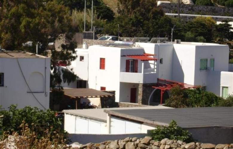 Vrissi Studios - Hotel - 0